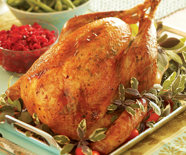 When To Buy A Fresh Turkey For Thanksgiving  Herb Butter Roasted Turkey with Pinot Noir Gravy Recipe