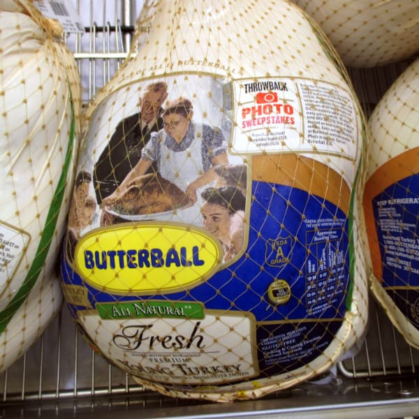 When To Buy A Fresh Turkey For Thanksgiving  How Far In Advance to Buy a Fresh Turkey