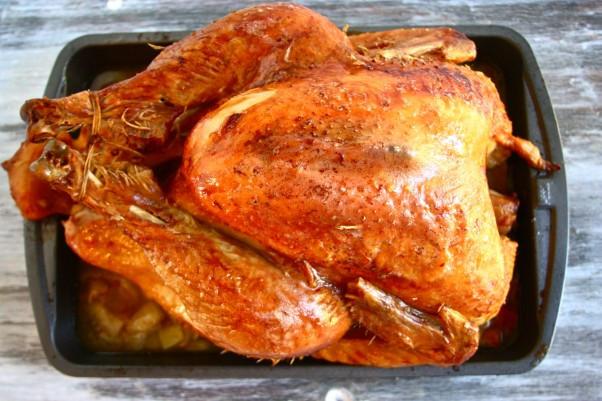 When To Buy Fresh Turkey For Thanksgiving  Brown Sugar and Cayenne Brined Turkey