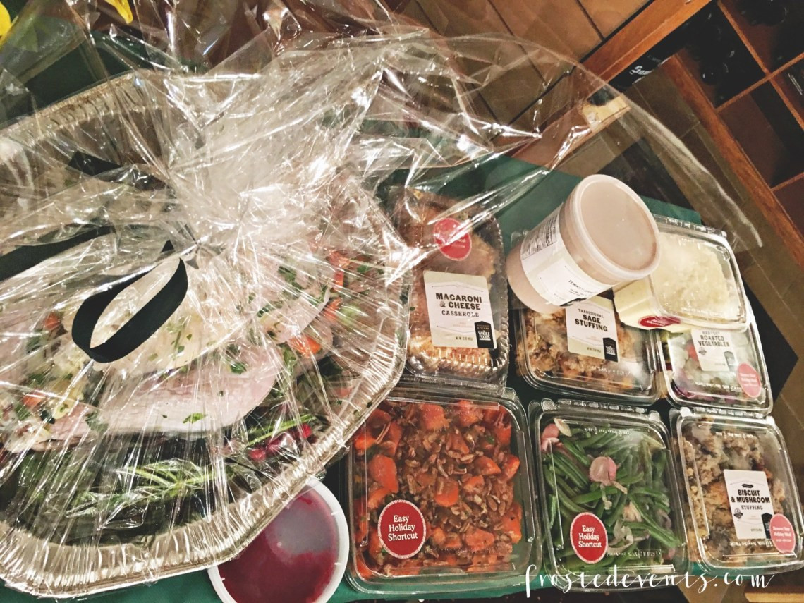 Whole Foods Order Thanksgiving Turkey  Thanksgiving Dinner Turkey Tablescape and More with Whole