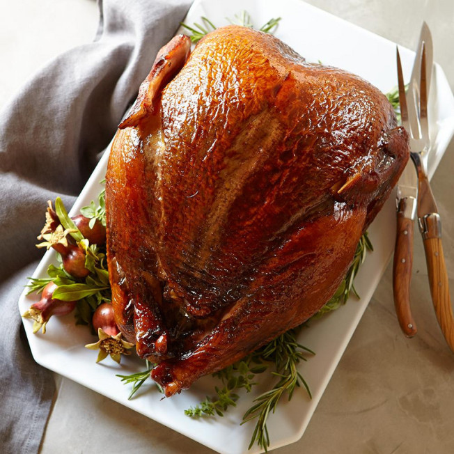 Whole Foods Thanksgiving Dinner 2019  How to Roast a Frozen Turkey for Thanksgiving