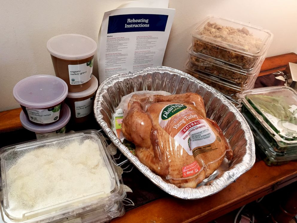 Whole Foods Turkey Thanksgiving  Trying out 3 convenient meal options for Thanksgiving