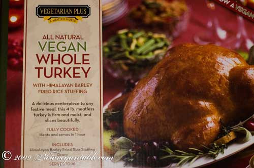 Whole Foods Vegan Thanksgiving  The Ve arian Resource Group Blog