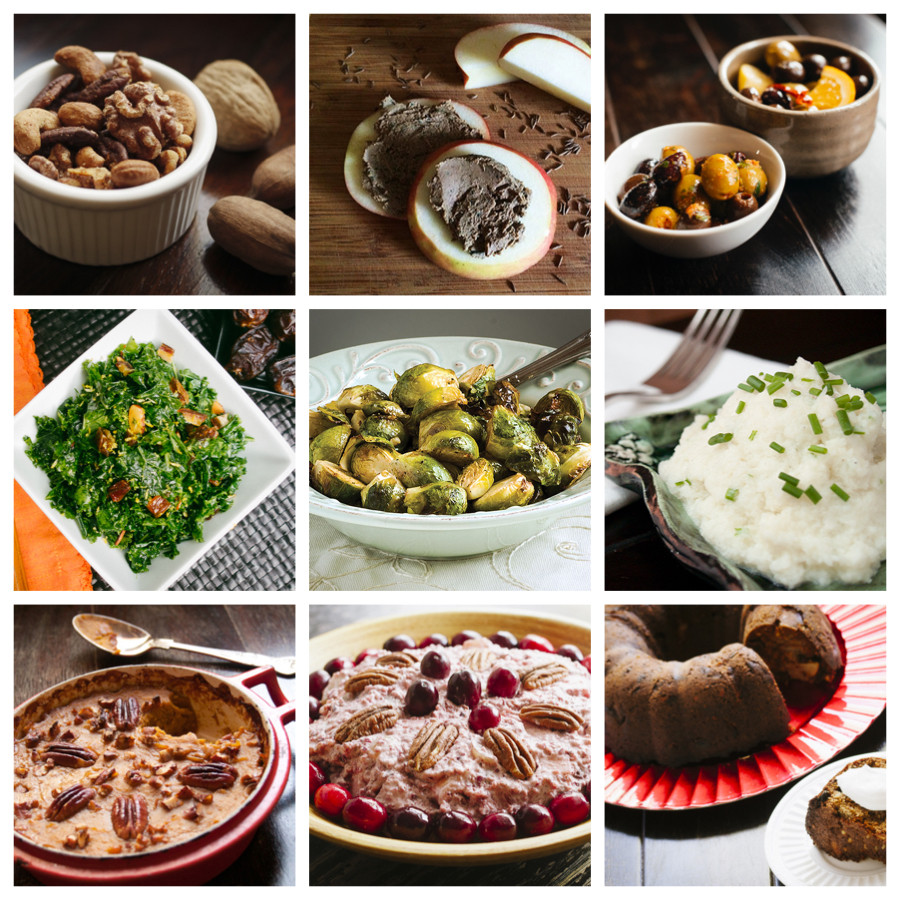 Whole30 Thanksgiving Recipes  Paleo & Whole30 Thanksgiving Recipes