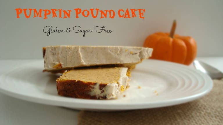 Why Did My Pound Cake Fall  Pumpkin Pound Cake Gluten & Sugar Free Gal on a Mission