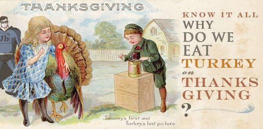 Why Do We Eat Turkey For Thanksgiving  Why Do We Eat Turkey Thanksgiving