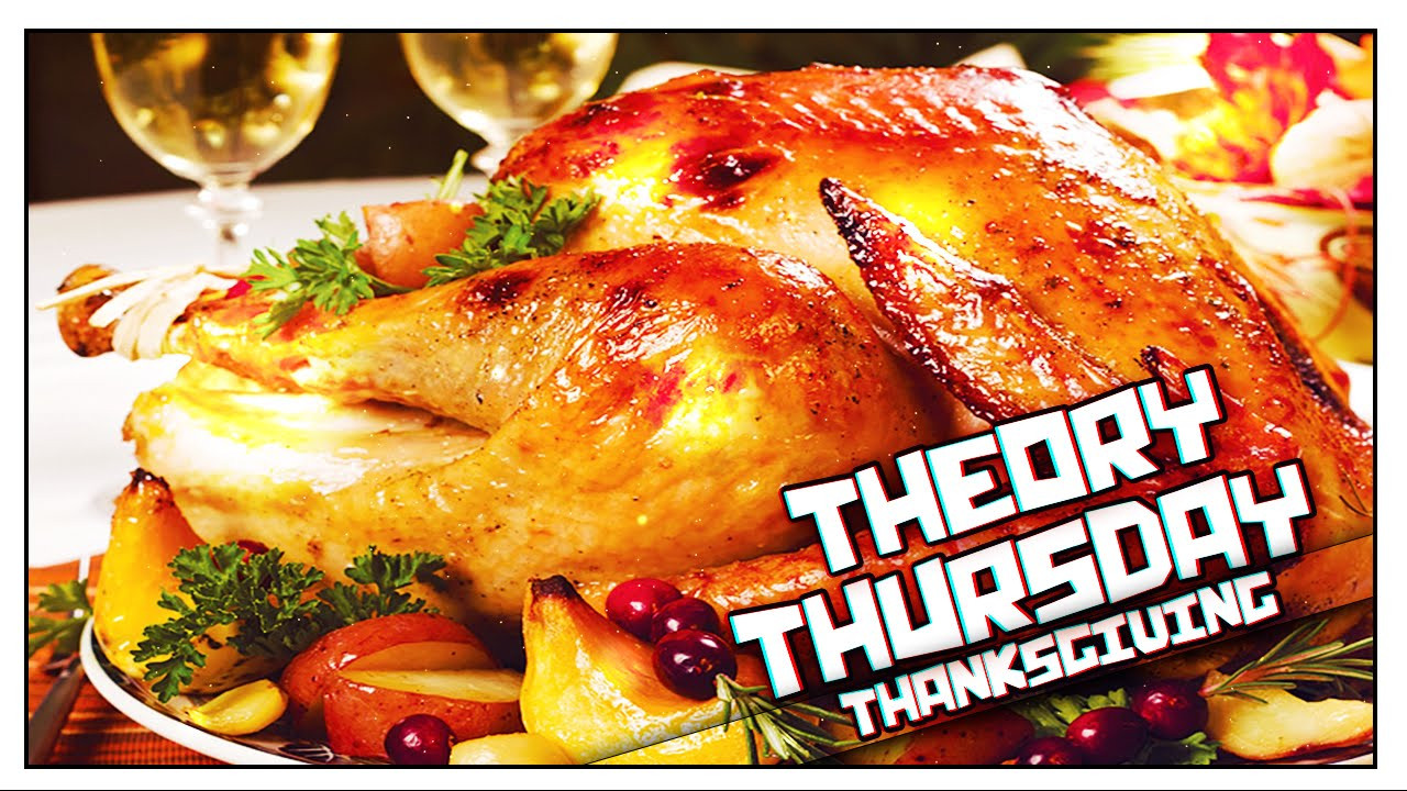 Why Do We Eat Turkey For Thanksgiving  Theory Thursday Thanksgiving Why Do We Eat Turkey