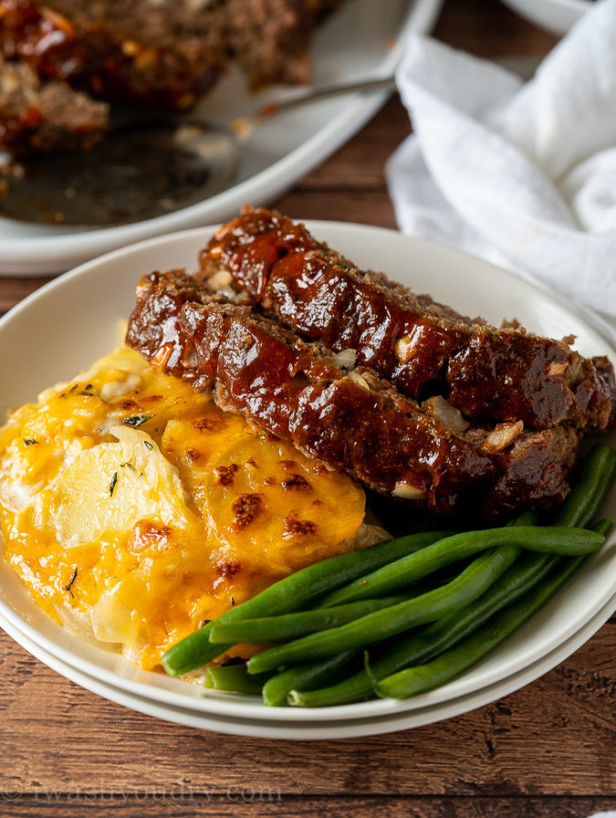 Why Does My Meatloaf Fall Apart  Best Classic Meatloaf Recipe