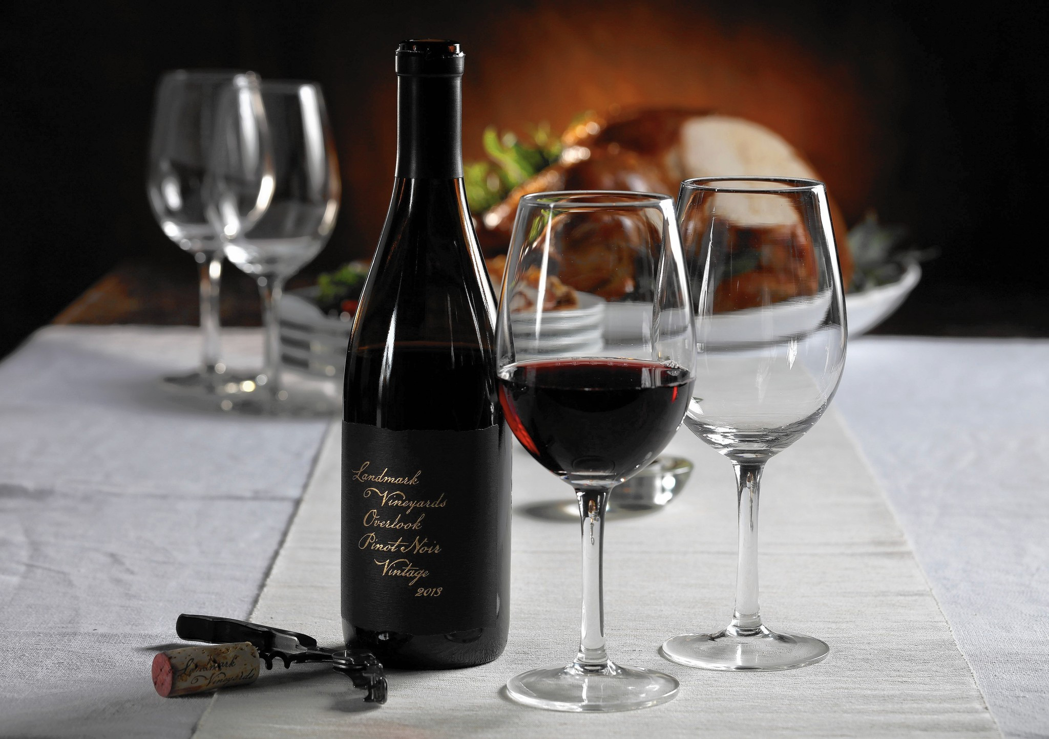 Wine For Thanksgiving Dinner  10 wines to pair with Thanksgiving dinner Chicago Tribune