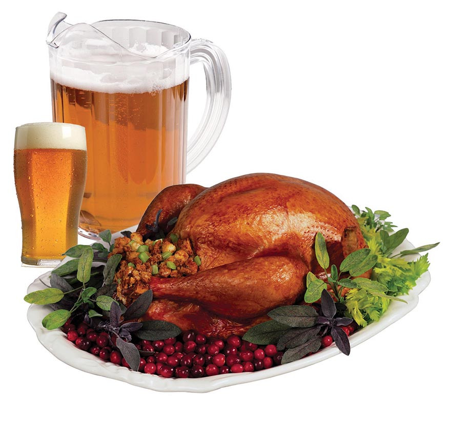 Wine For Thanksgiving Dinner  Beer or Wine – The Perfect Thanksgiving Pairing