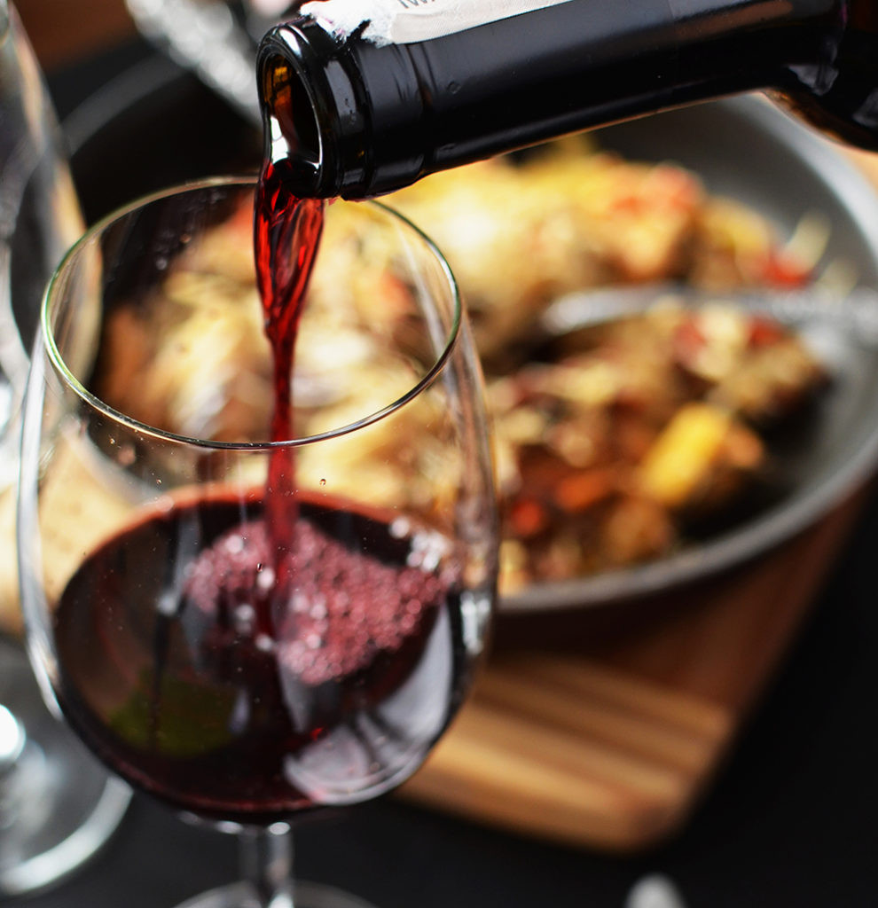 Wine For Thanksgiving Dinner  The best red wine region for your Thanksgiving dinner