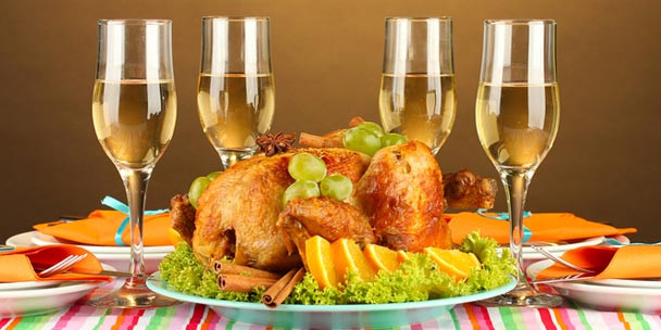 Wine For Thanksgiving Dinner  How to Pair Wine with Turkey WineCoolerDirect