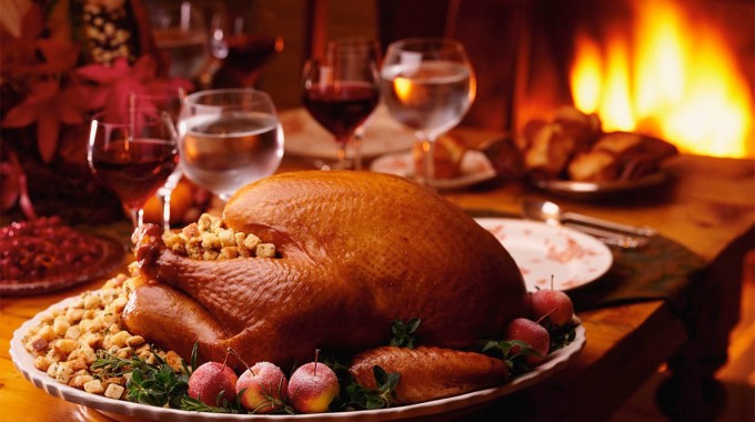 Wine For Thanksgiving Dinner  Pairing Your Thanksgiving Meal With Napa s Best Wines