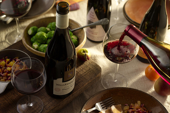 Wine For Thanksgiving Dinner  Wine for Thanksgiving Dinner Pinot Noir Is This Year s