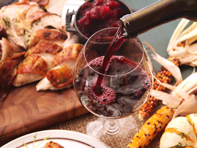 Wine For Thanksgiving Dinner  Thanksgiving Wine Made Easy A Sommelier s Advice