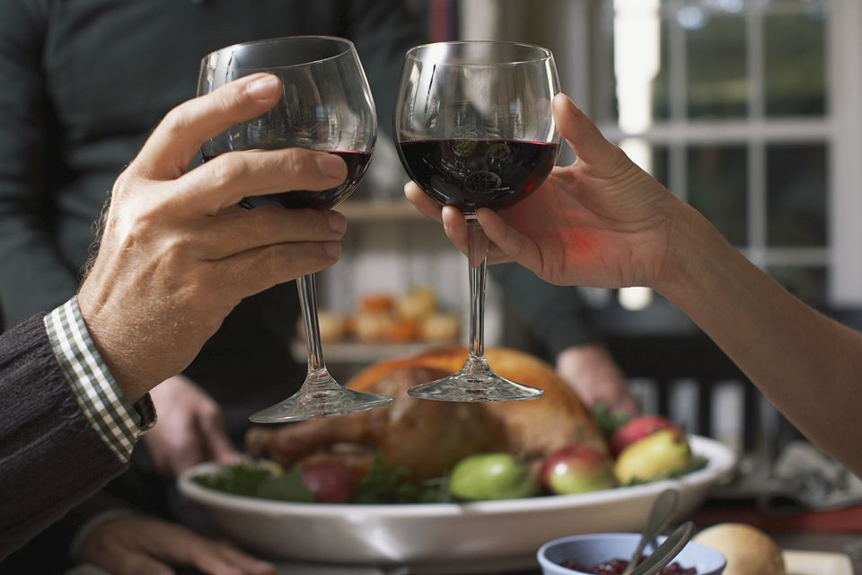 Wine For Thanksgiving Dinner  Wine Beer and Other Drink Pairings for Turkey Dinner