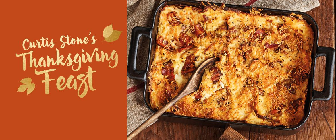 Winn Dixie Thanksgiving Dinner 2019  Baked Mashed Potatoes with Bacon