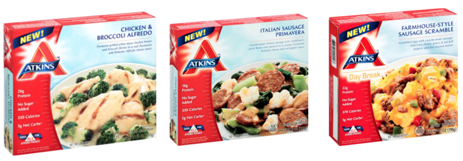 Winn Dixie Thanksgiving Dinner 2019  High Value $2 1 ANY Atkins Frozen Meal Coupon = Great