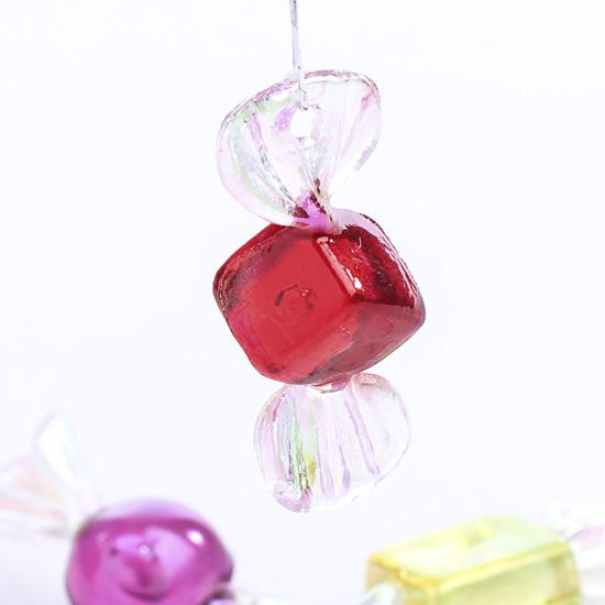 Wrapped Christmas Candy  Miniature Wrapped Candy Ornaments Christmas Ornaments