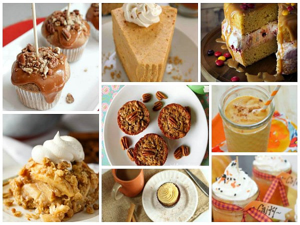 Yummy Fall Desserts  Delicious Dishes Party Easy Fall Dessert Recipes SheSaved